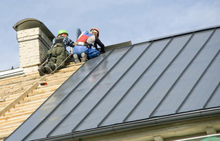 Steel Roof Installation Company